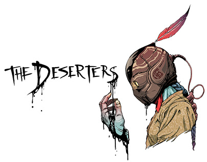 """The Deserters"" Character Design"
