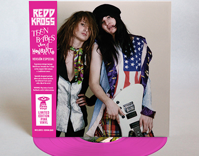 Redd Kross Teen Babes Reissue - Merge Records