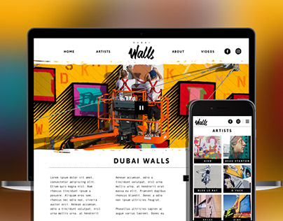 Dubai Walls