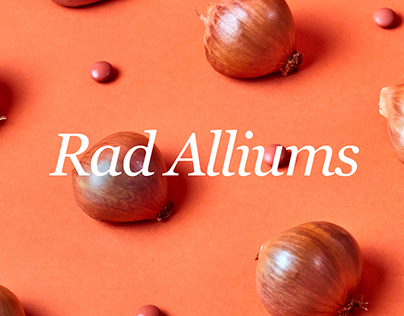 Rad Alliums