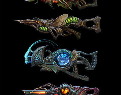 Insect weapons