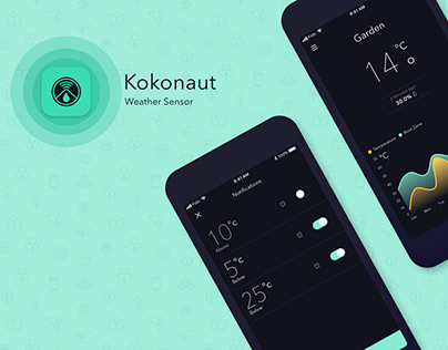 Kokonout - Weather Sensor