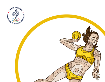 Illustration - Jeux Olympique