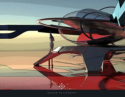 O P U L E : : E Luxury Mobility concept