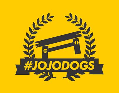Jojodog Studio Logo - Redesign Logo