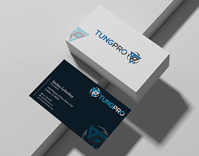 Client Business Card