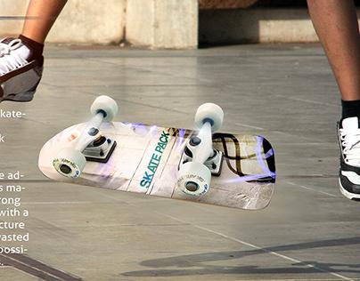 Skatepack project