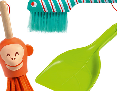 Mister Clean by Djeco