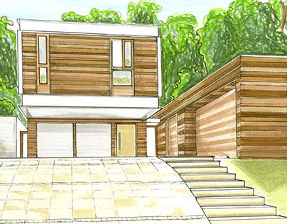 HAACK HOUSE. 4D arquitetura