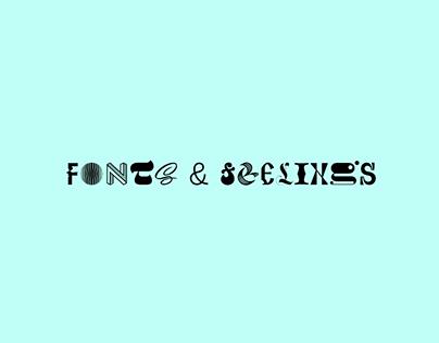 Fonts & Feelings