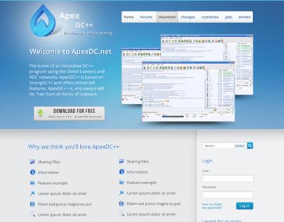 Elegant Software Web Design