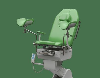 3D visualization of medical equipment