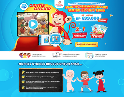 Monkey Stories Indonesia 2