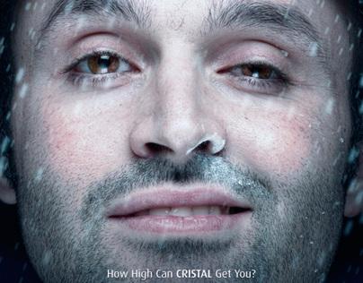 Mena Cristal Poster 2013