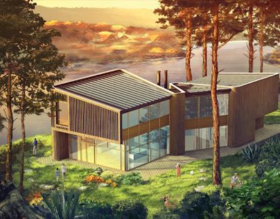 House visualization, Turniškės