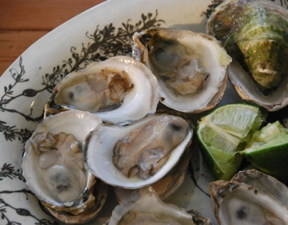 Ocean State Shellfish Cooperative Oyster Platters