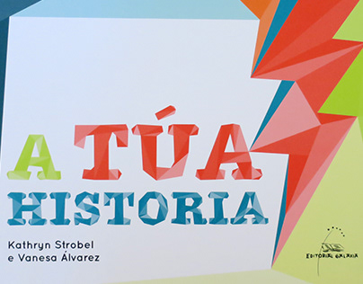 A TÚA HISTORIA. Illustrated book for kids