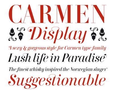 Carmen Display