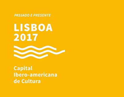 Capital Ibero-americana de Cultura 2017 — EGEAC