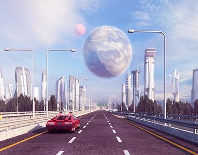 bridge to the earth