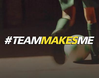 MILO #TeamMakesMe