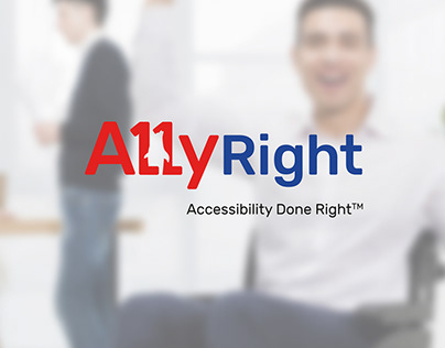 Ally Right Brand Identity Design