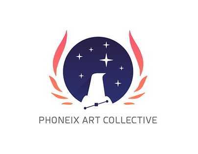 PHOENIX ART COLLECTIVE | LOGO
