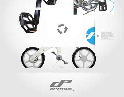 Optimus Bicycles Manual de marca