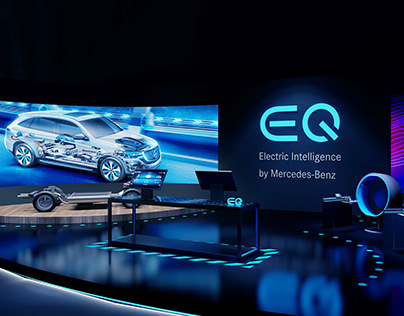 Mercedes-Benz EQC Launch