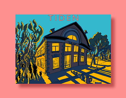 TIDEN café