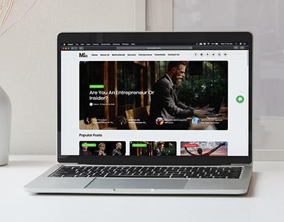Mr.Mac Official Website