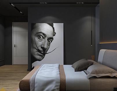 Dali master bedroom