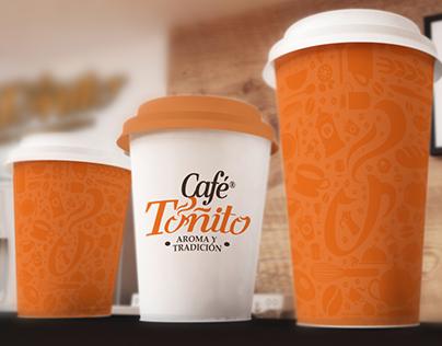 Café Toñito / Coffee Piñas