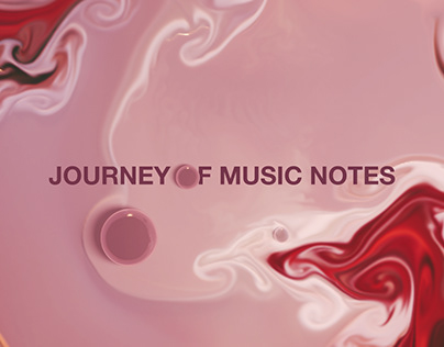 Journey of Music Notes