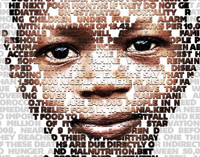 Ads campaign for a non profit organization