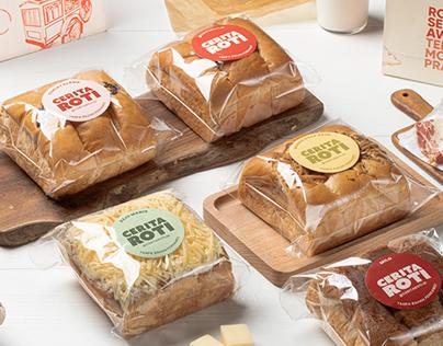 Cerita Roti — Branding