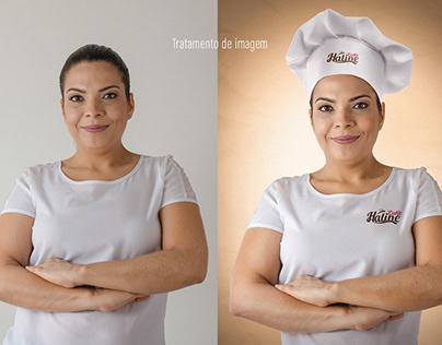 Haline Cake - Lançamento Brownies