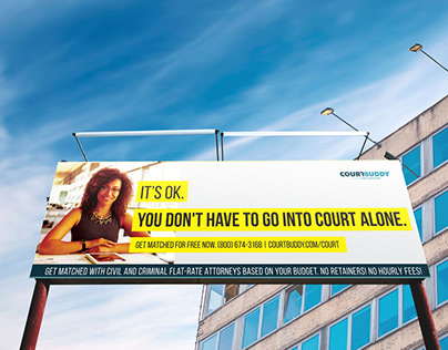 Court Buddy Billboard