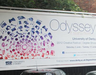 Odyssey - Degree show concept