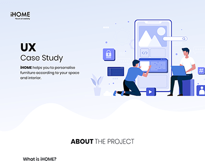 UX Case Study - iHOME