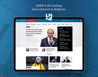 LN24 - News channel