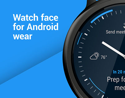 Tascle — watch face for Android wear
