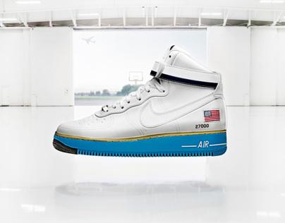 Nike Air Force 1 XXX • Presidential