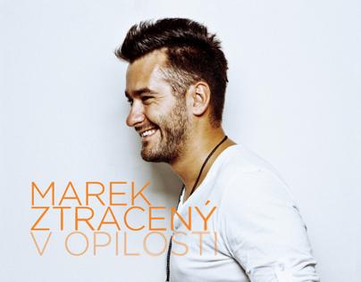 Marek Ztracený - V Opilosti - CD COVER