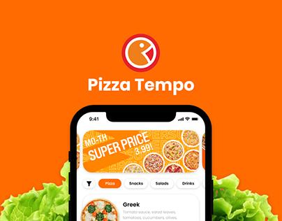 Pizza Tempo / Mobile App