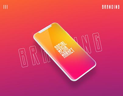 branding | social media market