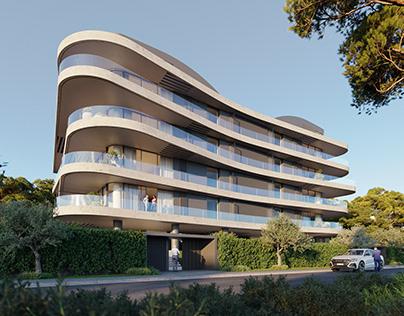 Residential Building in Alimos