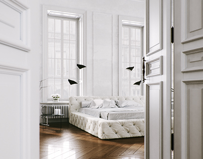 Classical Style Apartment