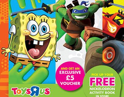 Nickelodeon TRU Campaign