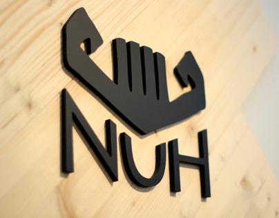 NUH - Wine Branding